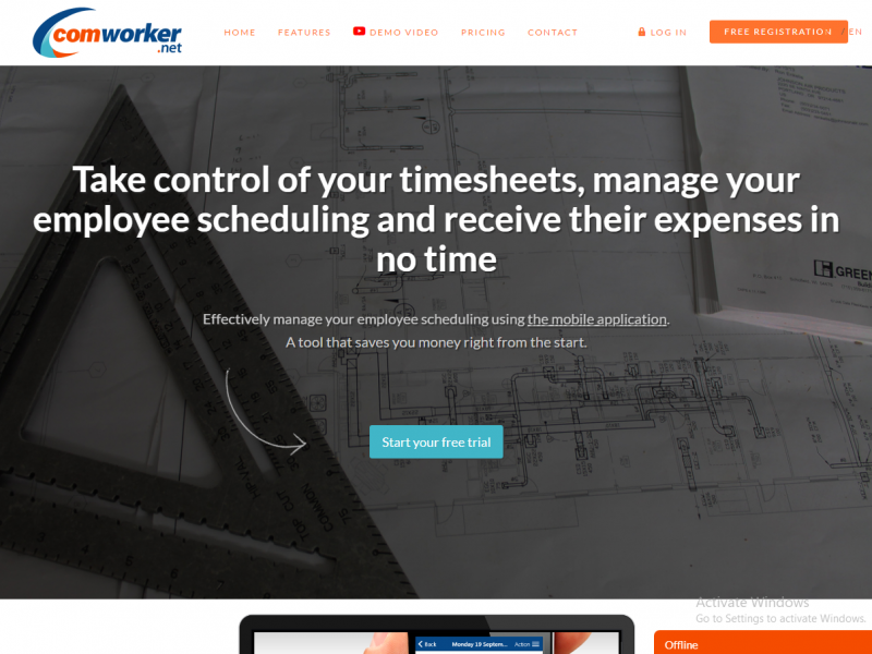 comworker-website