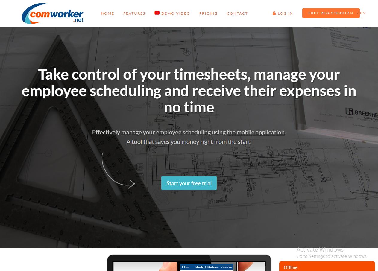 comworker-website